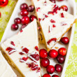 Cranberry bliss bar — Stock Photo #37297493