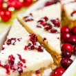 Cranberry bliss bar — Stock Photo #37297513