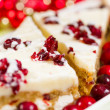 Cranberry bliss bar — Stock Photo #37297547