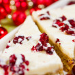 Cranberry bliss bar — Stock Photo #37297581