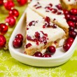 Cranberry bliss bar — Stock Photo #37297619