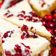 Cranberry bliss bar — Stock Photo #37297631