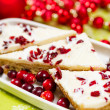 Cranberry bliss bar — Stock Photo #37297641