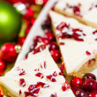 Cranberry bliss bar — Stock Photo #37297703