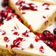 Cranberry bliss bar — Stock Photo #37297739