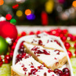 Cranberry bliss bar — Stock Photo #37297807