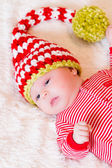 Newboen baby — Stock Photo