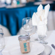 Wedding table — Stock Photo #38759919