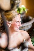 年轻的新娘 — 图库照片