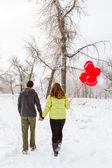Dia dos namorados — Fotografia Stock