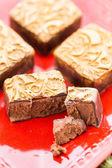 Spice truffles — Stock Photo