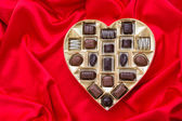 Chocolates — Stockfoto