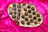 шоколадные конфеты — Стоковое фото