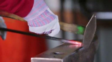 Blacksmith shop — Stock Video
