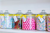 Candy store — Stock Photo