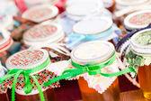 Custom jars — Stockfoto