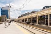 Light rail — Stok fotoğraf