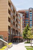 Condominiums — Stock Photo