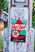 Stara pompa — Zdjęcie stockowe