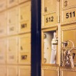 Mail Boxes — Stock Photo #48178889