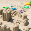 Toys at summer day in Myrtle Beach. — Stock Photo #49799193