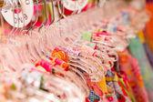 Handmade girls dresses — Stok fotoğraf