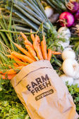 Fresh produce - vegetables — Stock Photo
