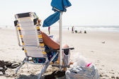 Typical summer day in Myrtle Beach. — Stock Photo