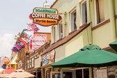 Boardwalk in Myrtle Beach — Stock Photo
