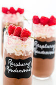 Raspberry Rendezvous — Stockfoto
