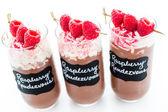 Raspberry Rendezvous — Zdjęcie stockowe