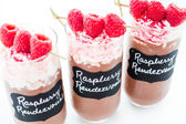 Raspberry Rendezvous — Stock Photo