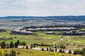 American suburban community — Stock Photo