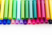 School supplies - markers — Stockfoto