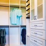 Luxury interior -  wardrobe — Stock Photo #51402159