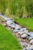 Water smart drainage — Stock Photo