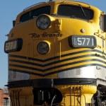 Yellow Train — Stock Photo #9610511