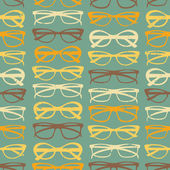 Seamless Sunglasses Pattern — Stock Vector