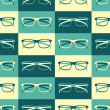Royalty-Free Stock Vector Image: Retro Glasses Background