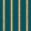 Seamless Ethnic Pattern — Stockvektor