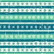 Stockvektor : Winter Seamless Pattern