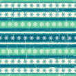 ストックベクタ: Winter Seamless Pattern