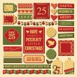 Christmas Design Elements — Stock Vector #35012993