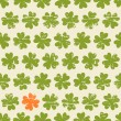 Stock Vector: St. Patrick's  Pattern