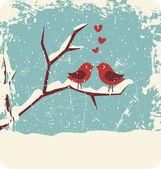 Christmas Love — Stock Vector