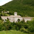 Fonte Avellana Monastery, Marche, Italy — Stock Photo