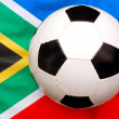 Soccer South Africa — Stock Photo #43194863
