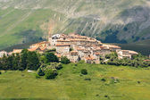 Castelluccio - Umbria - Italy — Stock Photo