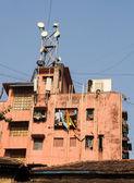 Apartment house in Mumbai — Stock Photo