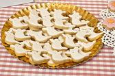 Halloween cookies — Stock Photo